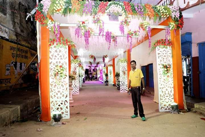 FLOWER EVENT IN HAZARIBAGH