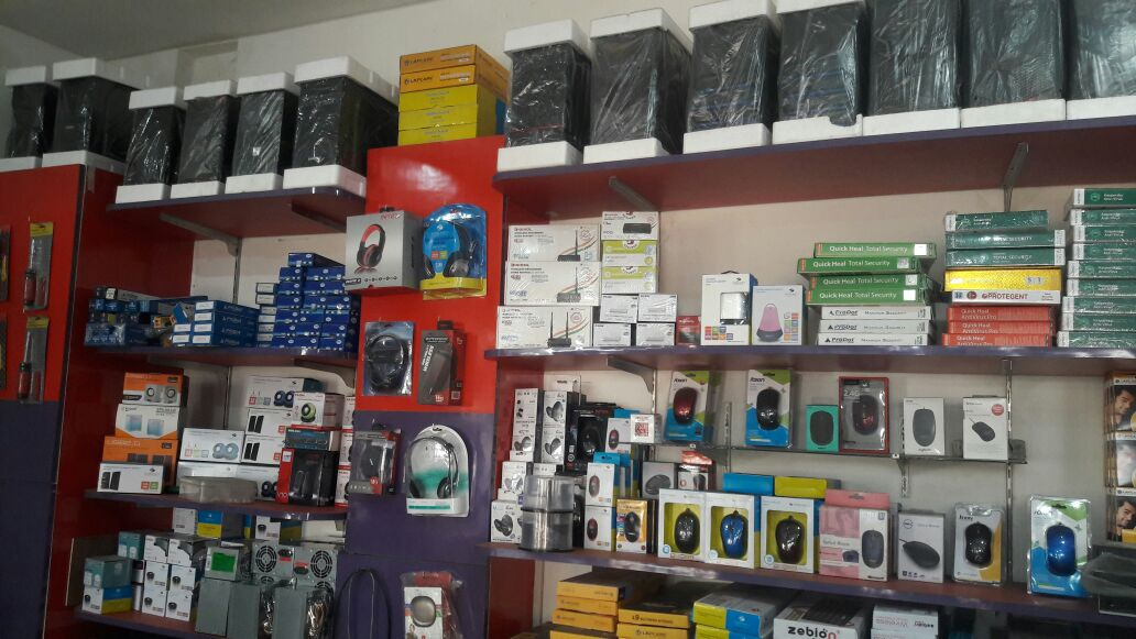 COMPUTER SHOP & ACCESSORIES IN RAMGARH