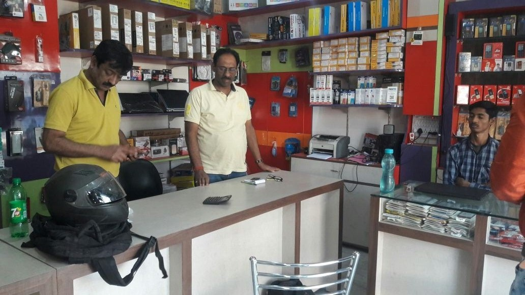 COMPUTER SHOP IN RAMGARH