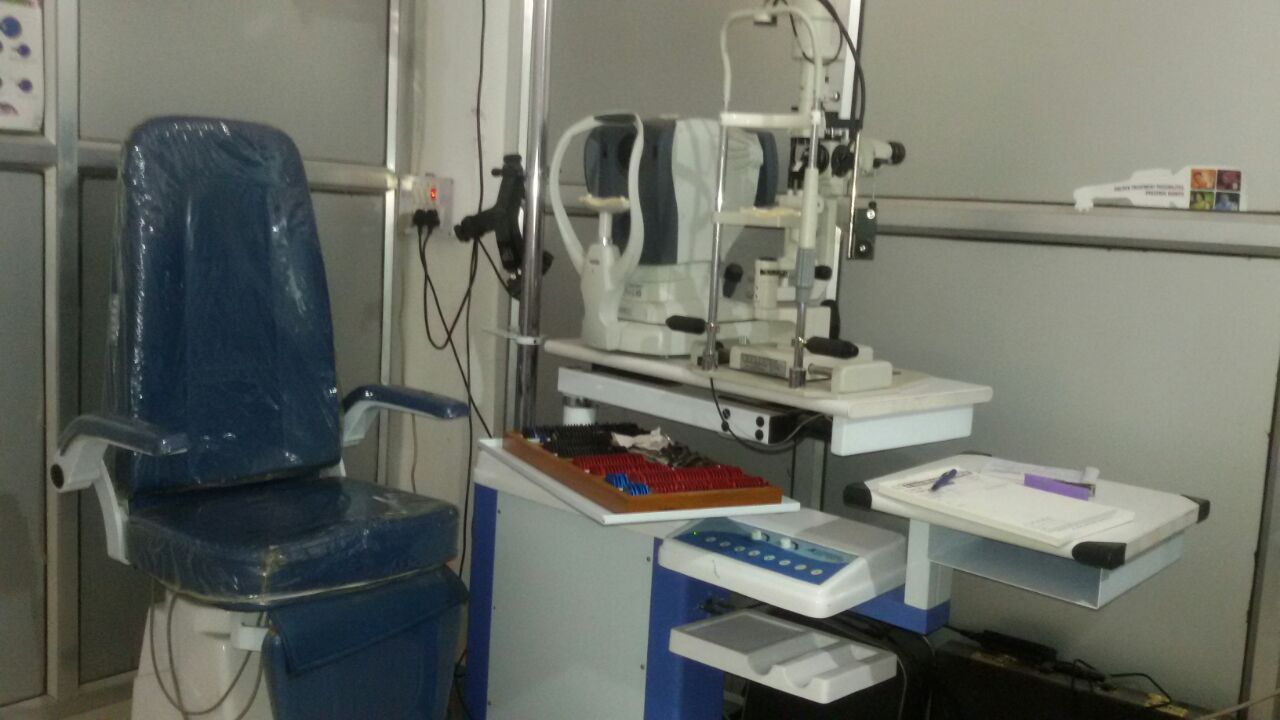 Eye & DENTAL CLINIC in jharkhand