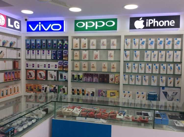 OPPO & VIVO MOBILE SHOP IN DHURWA