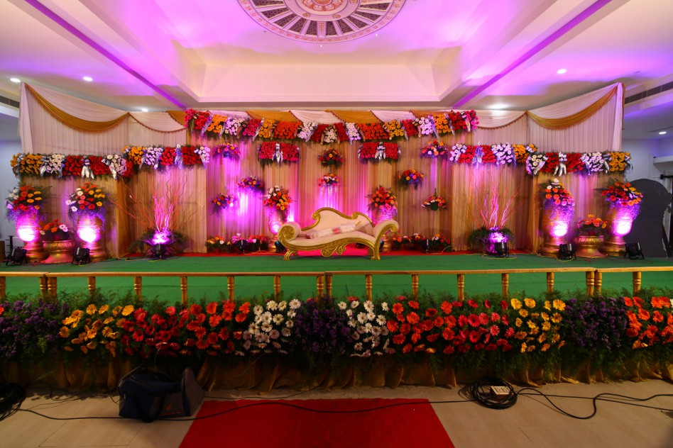 Marriage hall in chatra