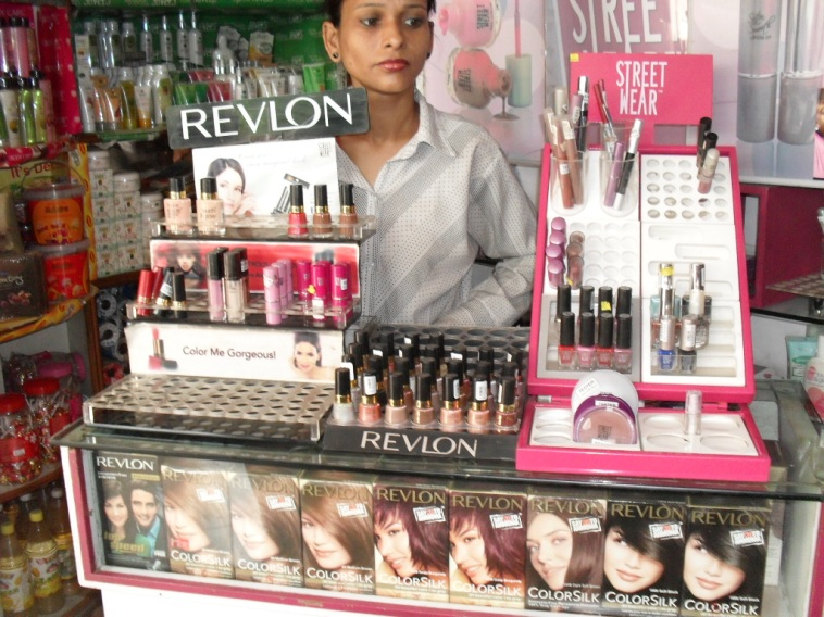 LADY ITEMS IN REVLON PRODUCT