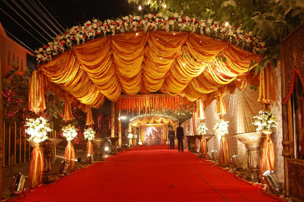 PANDAL DECORATIONS IN HAZARIBAGH