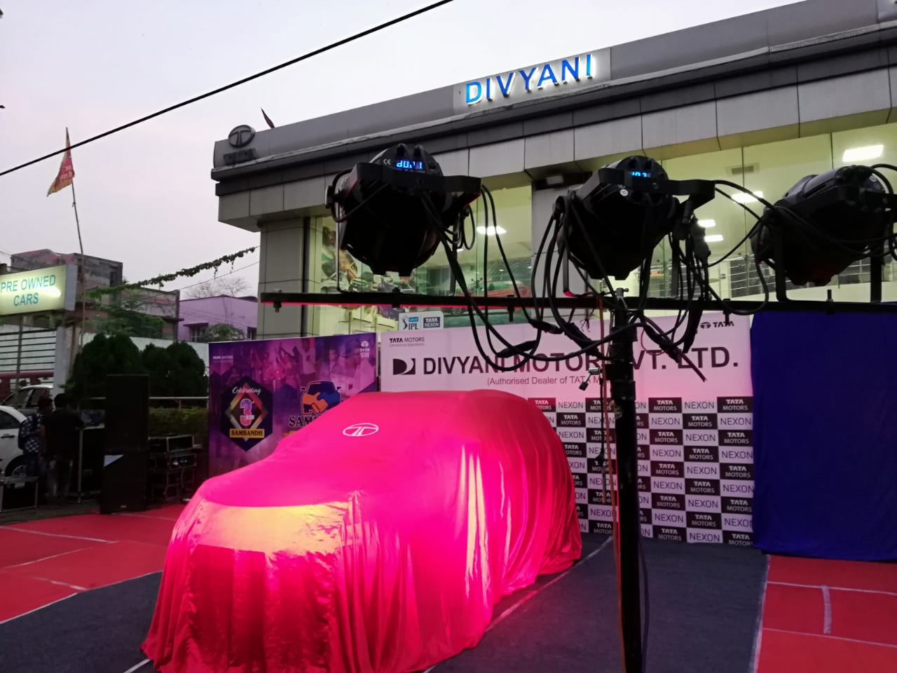 ALL TYPES OF VEHICLE EVENT IN RANCHI