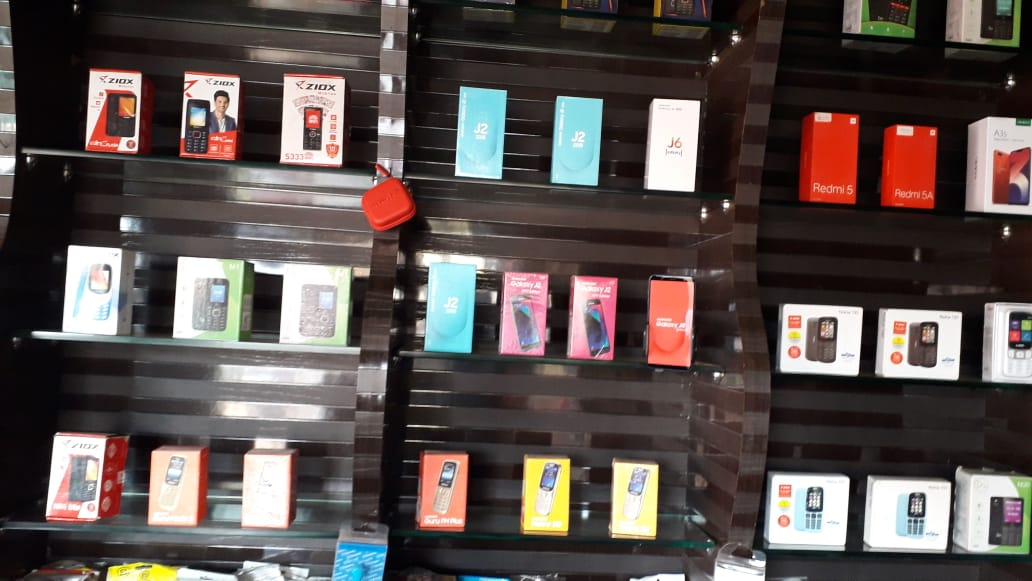 ALL TYPES OF MOBILE SHOP IN NAGRI