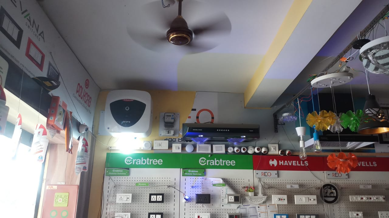 HAVELLS FAN DEALER IN HATIA