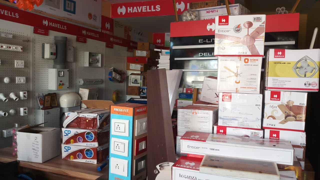HARDWARE SANITARY & ELECTRICALS SHOP IN RANCHI