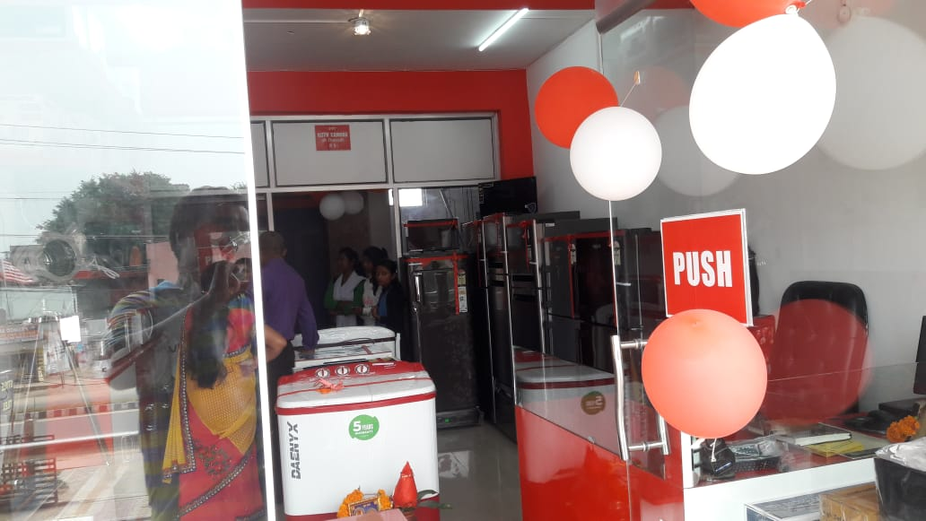 ELECTRONICS & FURNITURE SHOP IN HATIA