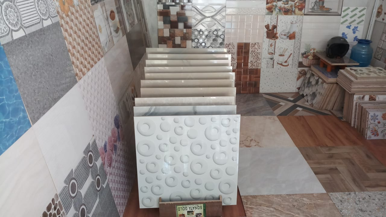 EXCLUSIVE TILES & MARBLE SHOWROOM IN NAMKUM RANCHI