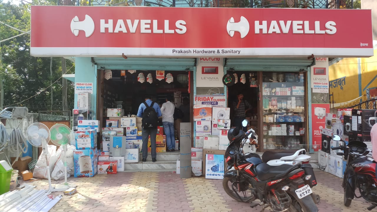 FANCY LIGHT DEALER IN RANCHI