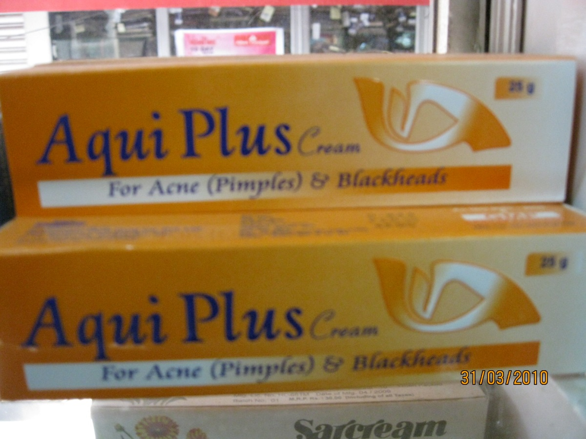 aqui plus cream