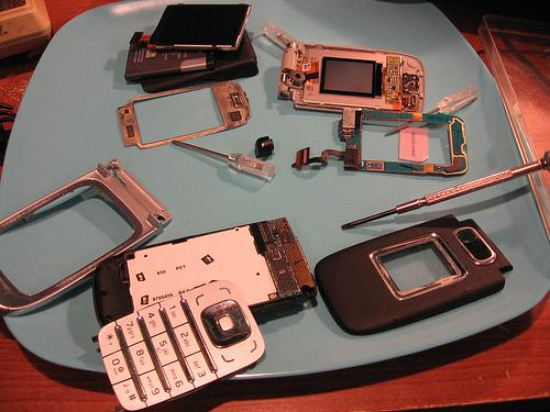 REPAIR SERVICE PHONE SPICE CELL