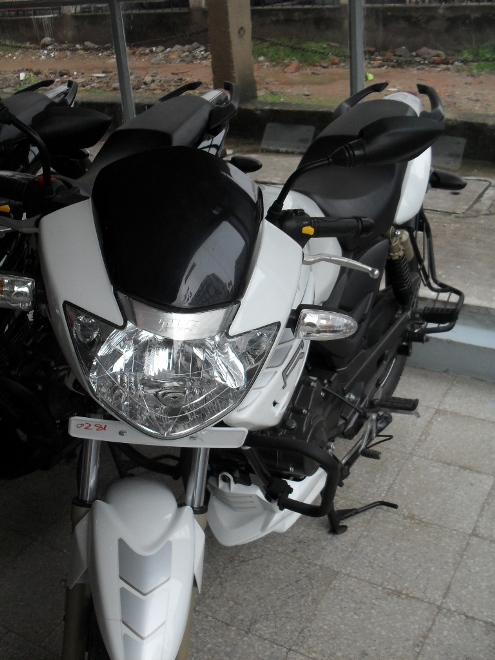 TVS FLAME SR 125 TVS KING SCOOTY