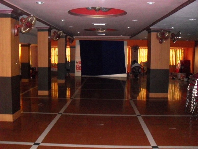 RECEPTION INGESMENT BIRTHDAY HALL