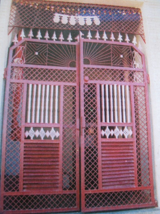MANUFACTURER OF METAL WORK