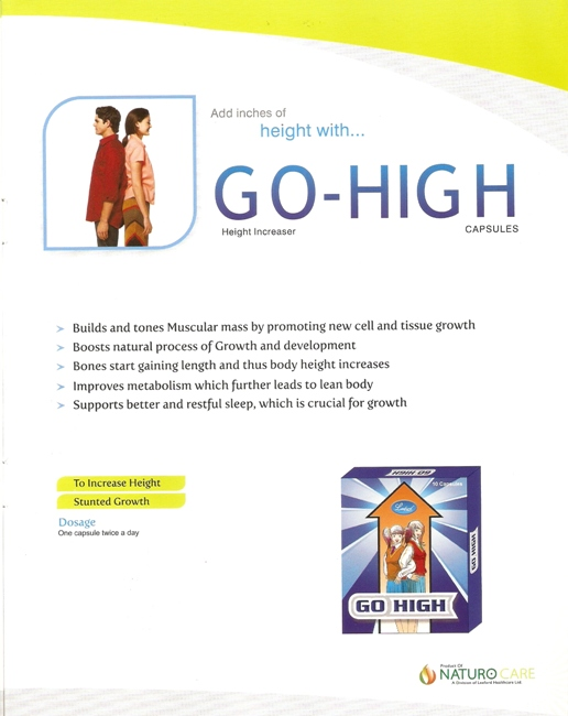 go high height increaser