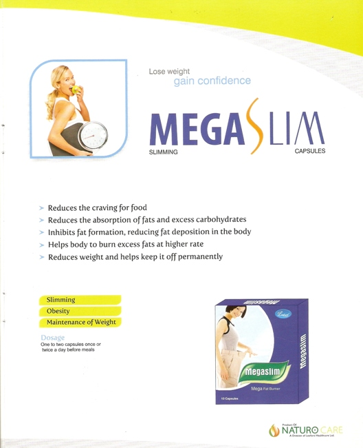 MEGASLIM FOR SLIM BODY