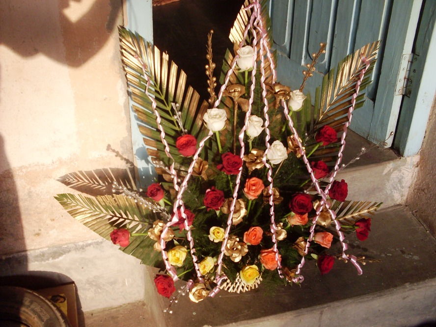 phool decoration