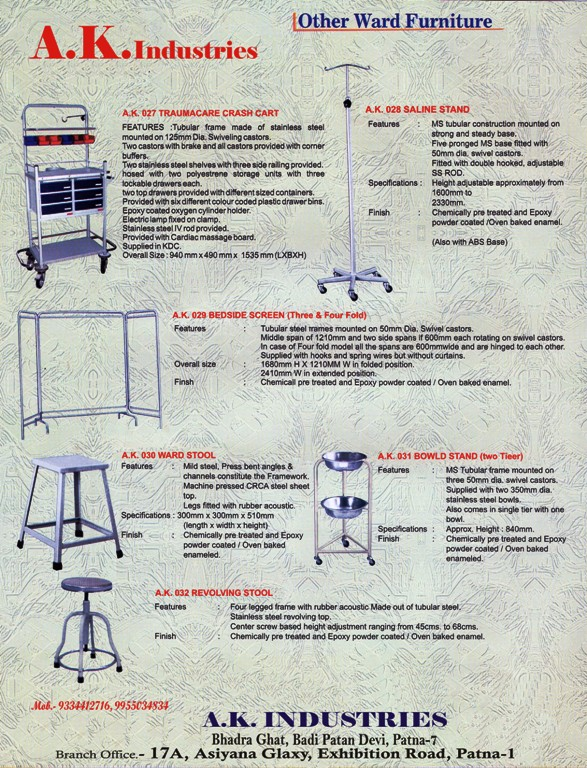 OTHER WARD FURNITURE