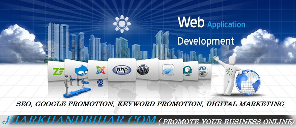 website developer in patna