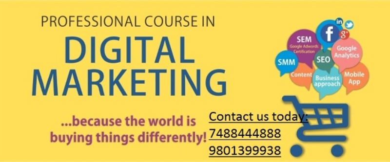DIGITAL MARKETING IN JAMUI