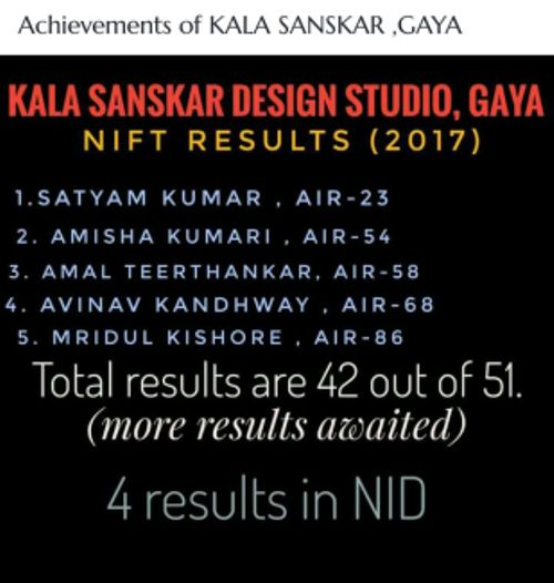 BEST NIFT COACHING IN GAYA
