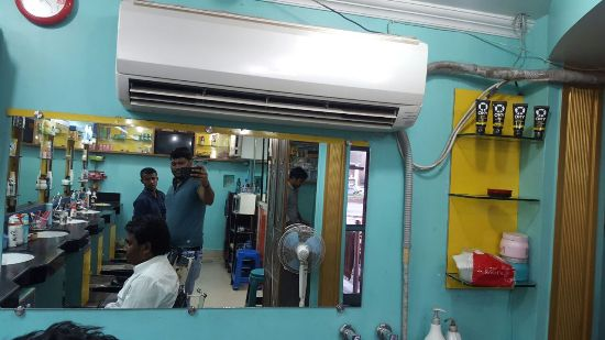 HAIR CARE & SALON IN ANISHABAD