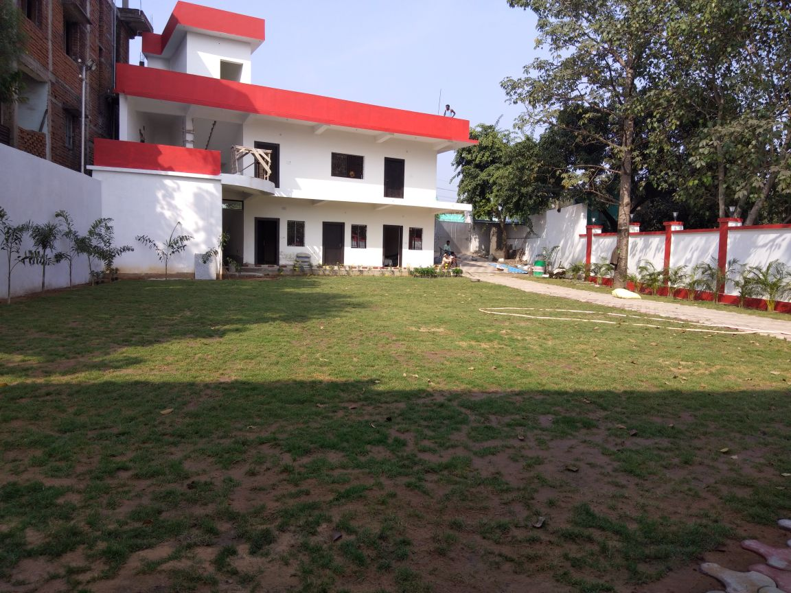 RECETION HALL IN RAMGARH