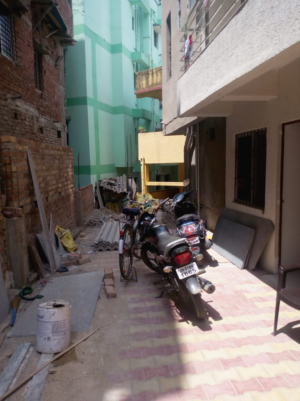 Girls hostel nearest nagra toli Ranchi