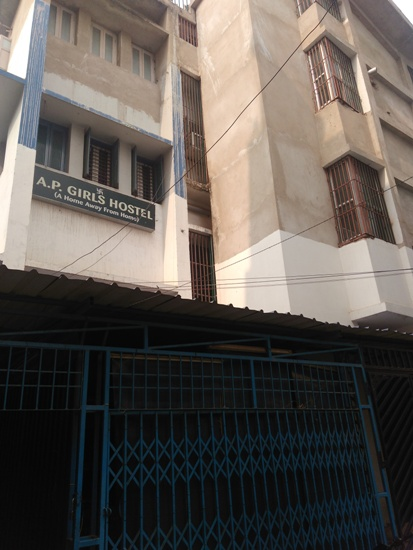BEST GIRLS HOSTEL IN BORING ROAD,PATNA
