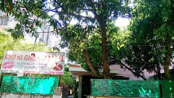 girls hostel near krishna appartment patna